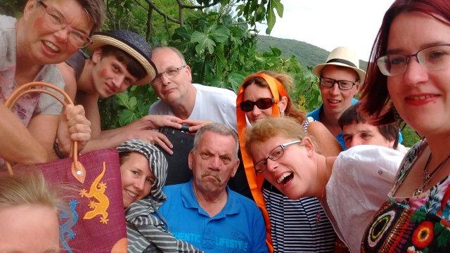 Vakanties gehandicapten