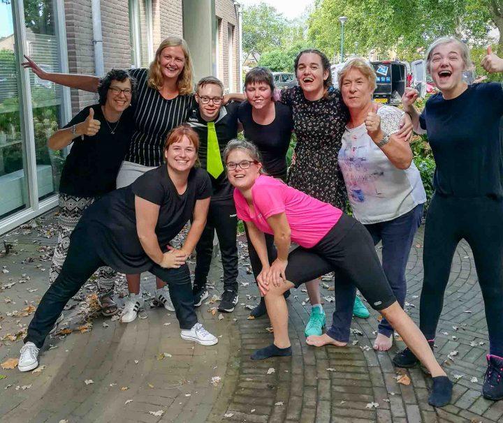 Header Dansen met sterren vakanties voor mensen met een beperking